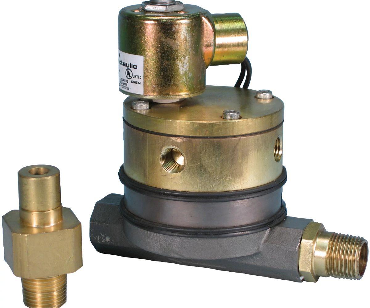 Series 767 FireLock™ Electric/Pneumatic Actuator
