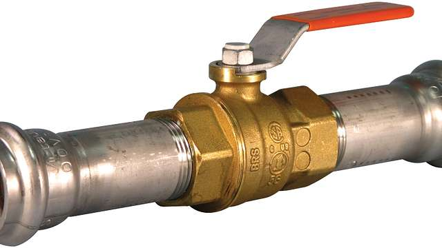 Style P589 Vic-Press™ Ball Valve