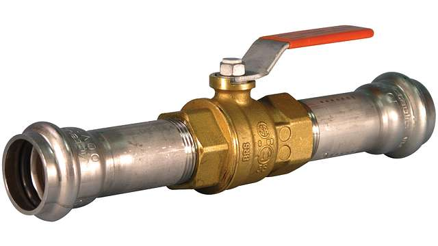 Series P589 Vic-Press™ Ball Valve