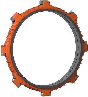 44型Vic-Ring传统沟槽接头