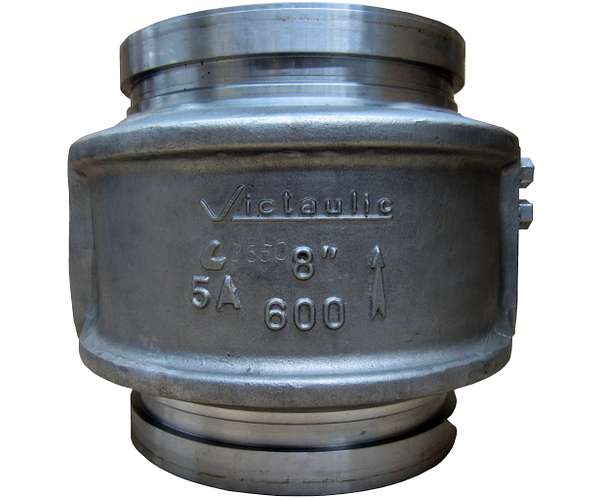Series 415 Double Disc Check Valve