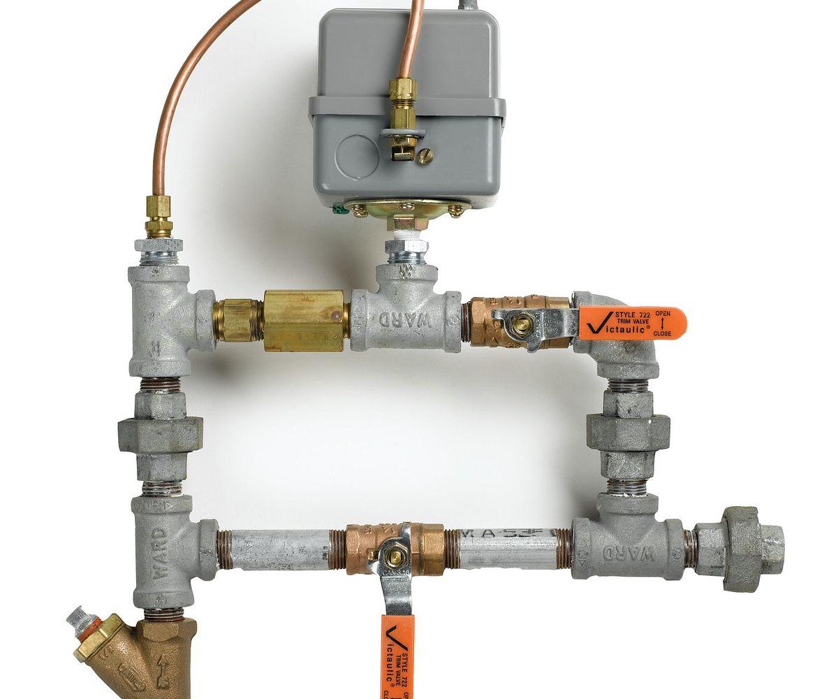 Series 757P FireLock™ Air Maintenance Trim Assembly