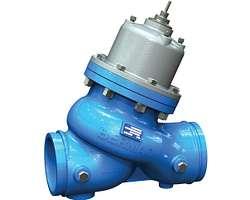 Válvula reductora de presión proporcional
