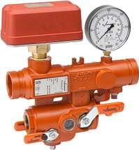 Módulo de tubería principal para control de zona FireLock™ Serie 247