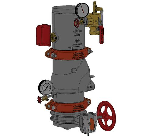 Series UMC Universal Manifold Check Assembly