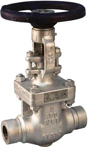 Robinet-vanne à opercule pour la vapeur série 871