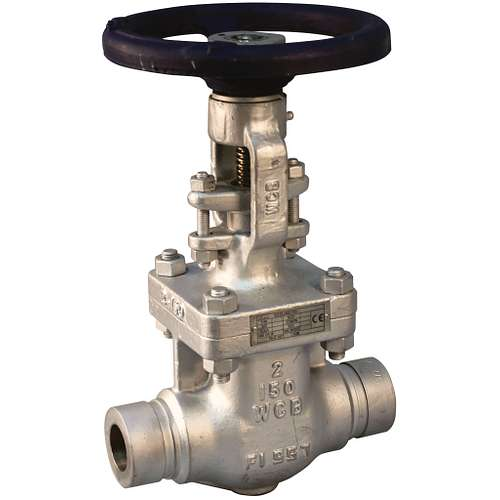 Series 871 and Series 871R Gate Valves for Steam