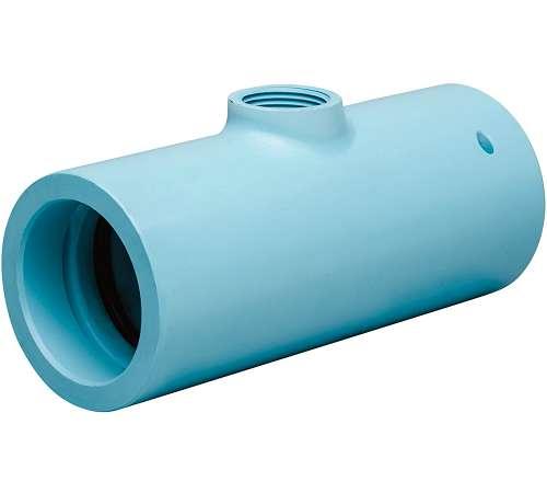 Typen 2937, 2938 + 2939 Geformte Aquamine™ Auslasskupplung