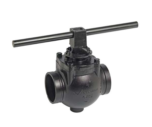 Válvula de Balanceo Vic-Plug Serie 377
