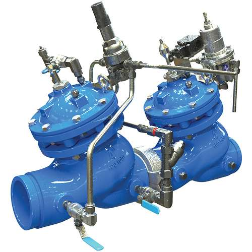 "Series 972S-H Pressure Reducing System with ""Watchdog"" Valve"