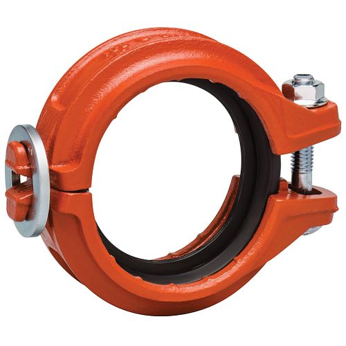 Style 109 FireLock™ Installation-Ready™ One-Bolt Rigid Coupling