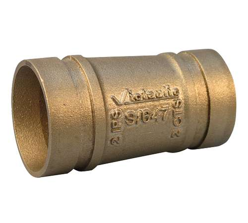 Style 647 Dielectric Transition Fittings (CS to CTS) or (SS to CTS)