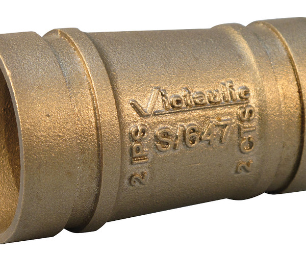 """Victaulic Style 67 Reducing Elbow Pipe Fitting 1-1//4/"""" Groove x 1/"""" Female NPT"""