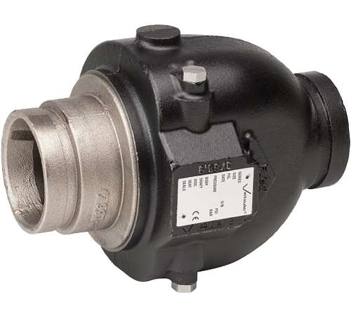 Válvula de retención de alta presión FireLock™ Serie 717H