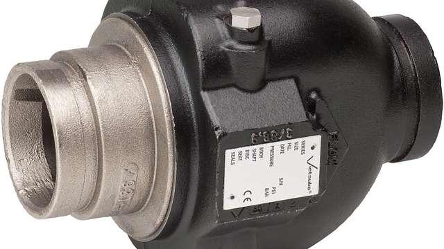 Clapet anti-retour haute pression FireLock™ série 717H