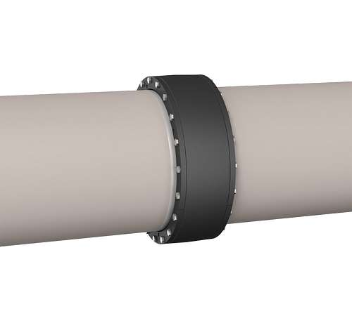 Style 152A Expansion Joint Coupling