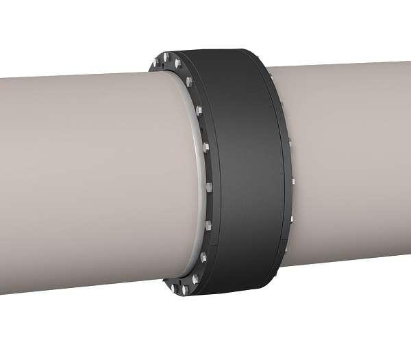 Collier de compensateur de dilatation Style 152A
