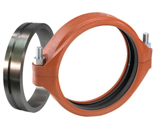 Style W07 AGS Vic-Ring Rigid Coupling System