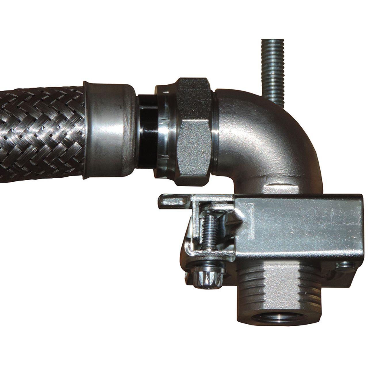Flexible fire sprinkler fitting systems