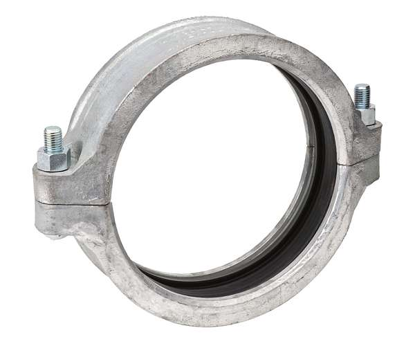 Style W89 AGS Vic-Ring Rigid Coupling System for Stainless Steel