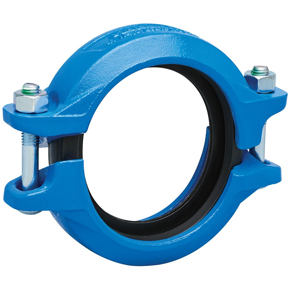 Style 807N QuickVic™ Installation-Ready™ Rigid Coupling for Potable Water Applications