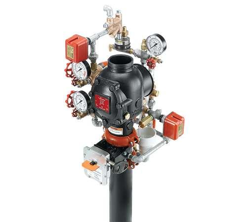 Clapet anti-retour FireLock NXT® pour système sous air - Série768