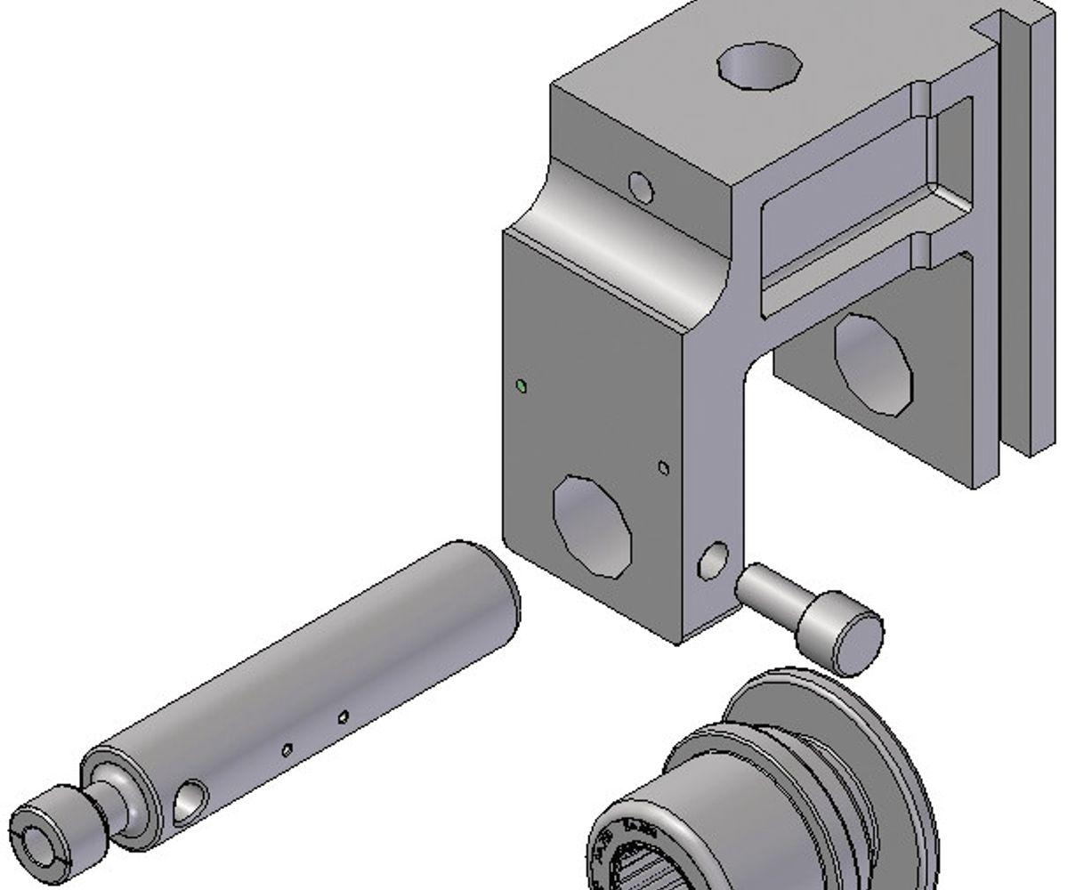 VE436MC Tool Conversion Kit