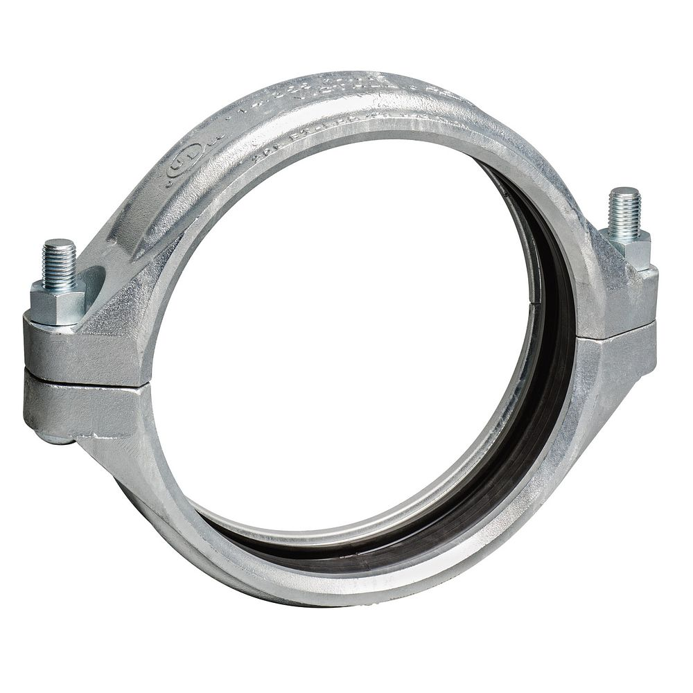 Style LW07 AGS Cast Carbon Steel Rigid Coupling