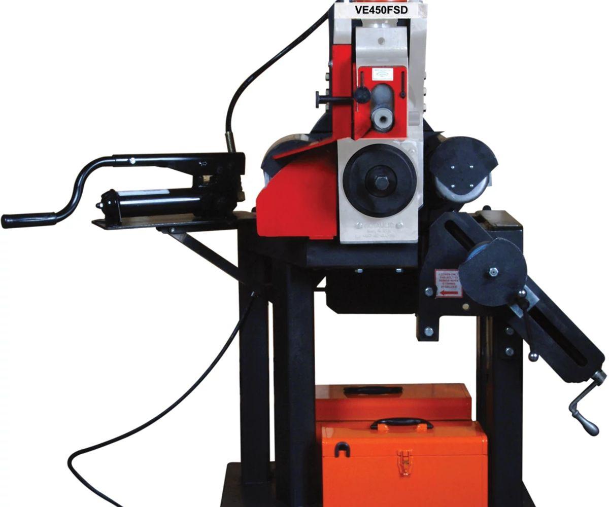 VE450FSD Field Roll Grooving Tool