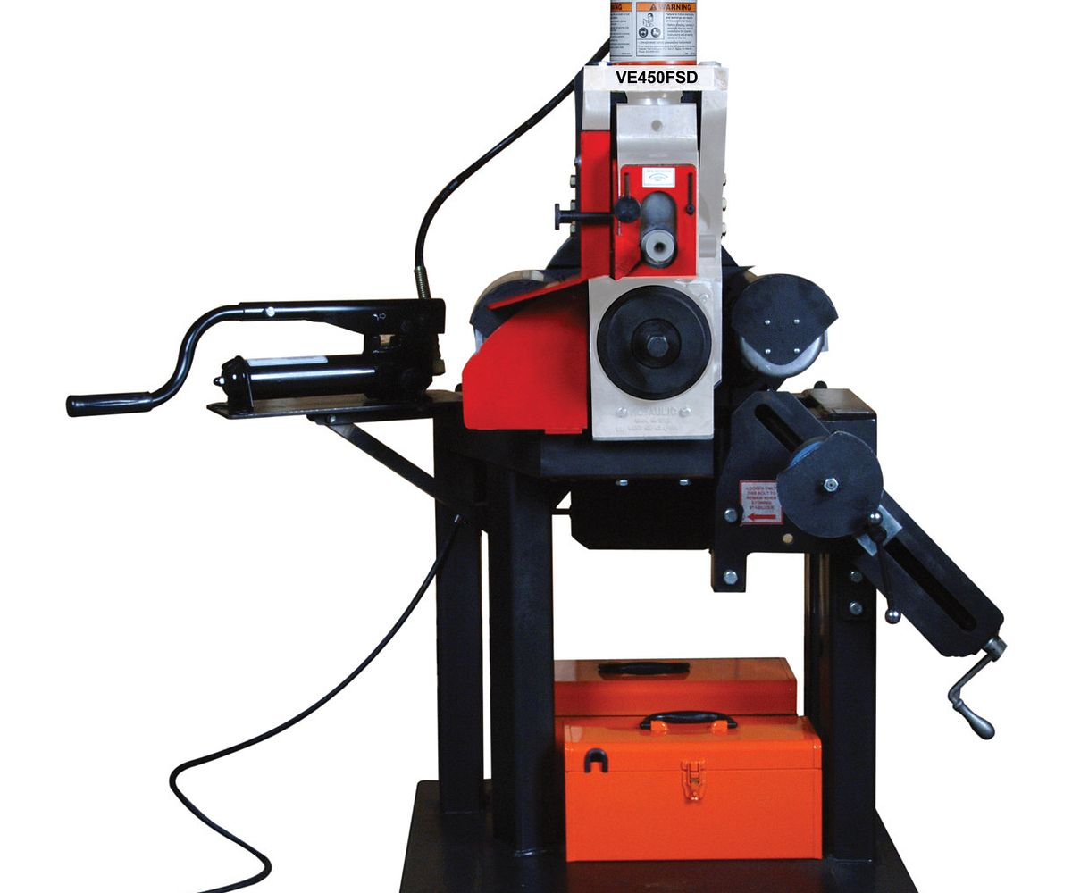 VE450FSD Roll Grooving Tool