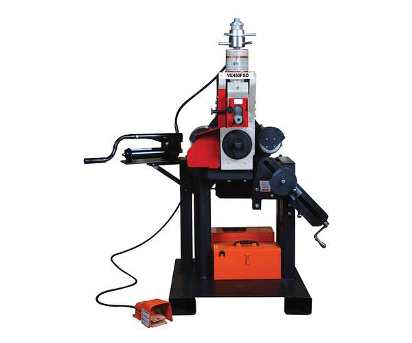 VE450FSD 滚制开槽工具