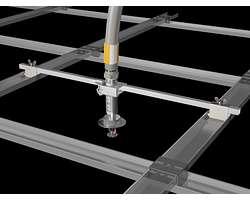 VicFlex™ AB8 型支架 – CD 槽型龙骨