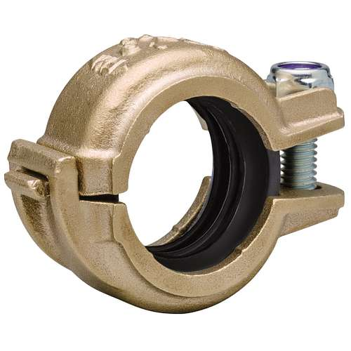 Installation-Ready Sprinkler Coupling