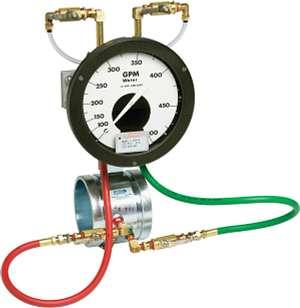 Débitmètre d'essai de pompe d'incendie Style735 FireLock™
