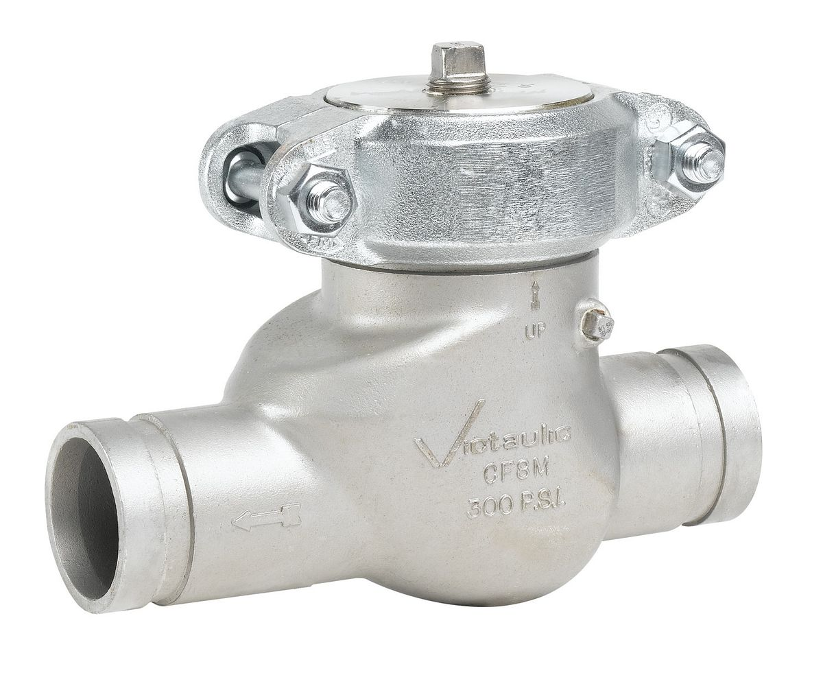 Series 712S Stainless Steel Swing Check Valve