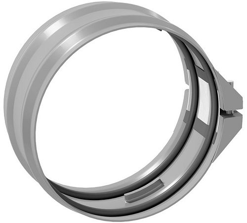 Style 229S Non-Restrained Flexible Coupling for FRP