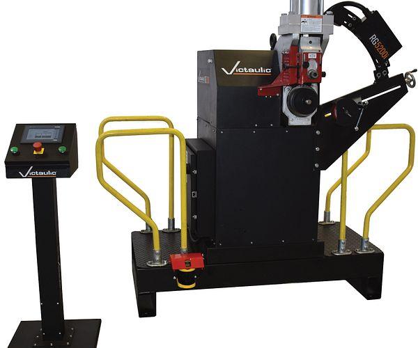 RG5200i Intelligent Roll Grooving Tool