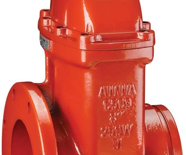 FireLock™ Absperrschieber mit nicht steigender Spindel Serie 772F