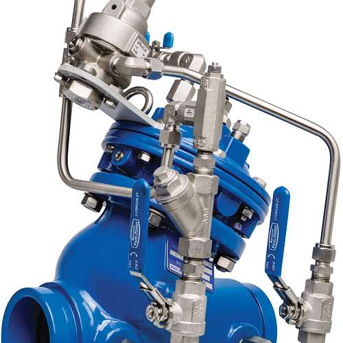 Series 972 Pressure Reducing Valve