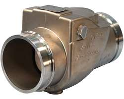 Series 416/E416 Stainless Steel Check Valve