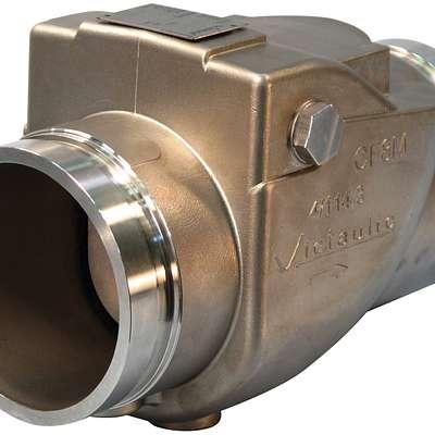 Clapet anti-retour en acier inoxydable Série 416/E416