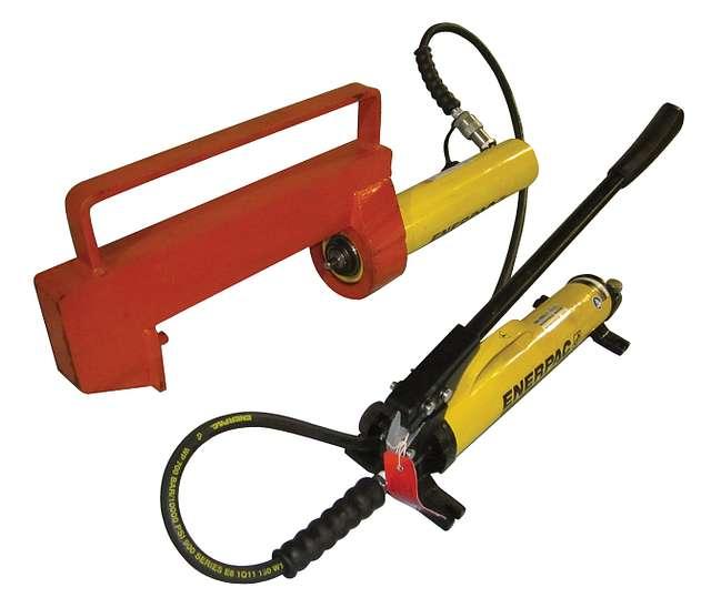CTH-01小型10吨液压工具