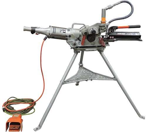 VE206 型滚制开槽工具