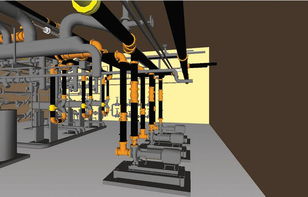 Building Better with BIM & Victaulic Prefabrication Piping Services Team