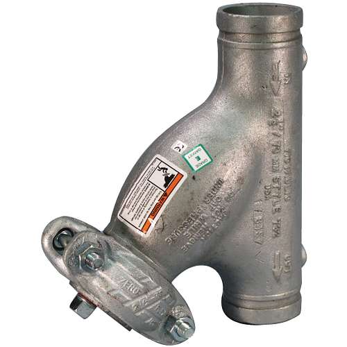 Victaulic FireLock™ Y-Filter Serie 732H