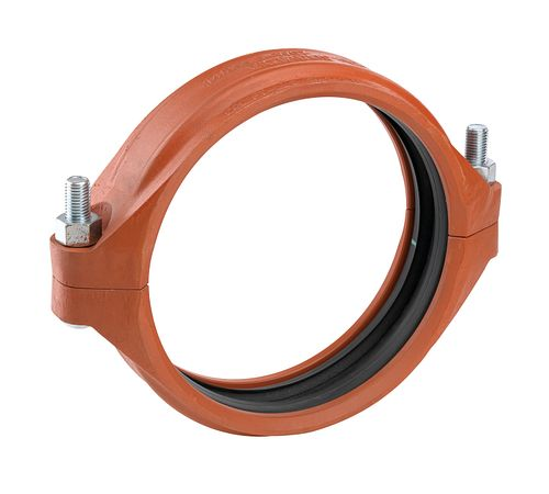 Style L07 Rigid Couplings for Carbon Steel
