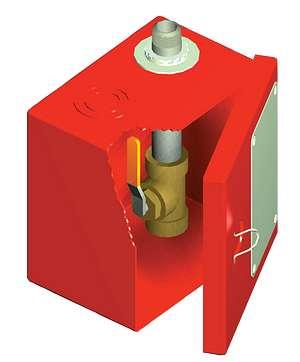 Serie 755 FireLock™ Handauslösung