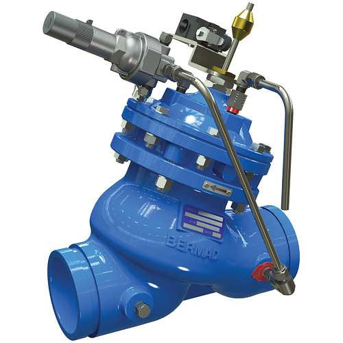 Series 979-4 Excessive Pressure Shut-Off Valve