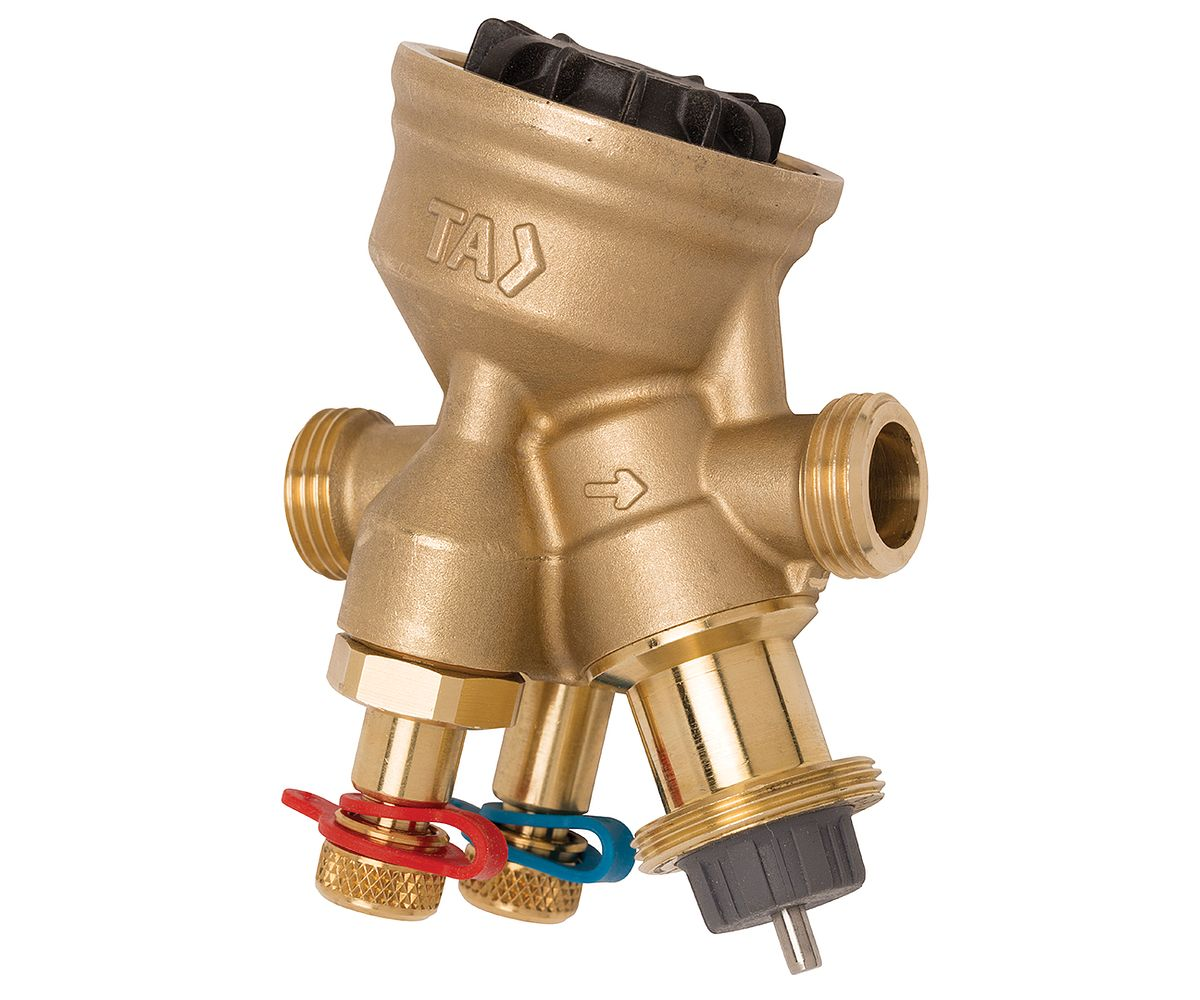 TA Series 7MP Pressure Independent Balancing and Modulating Control Valve
