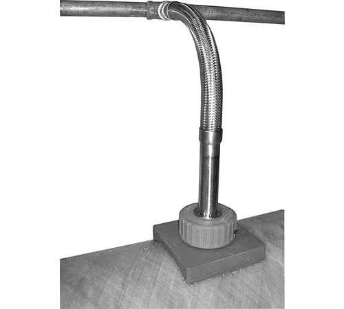 VicFlex™ Serie AQD – Rohrleitung